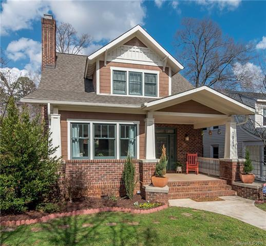 1821 Browning Avenue, Charlotte, NC 28205 (#3360538) :: Stephen Cooley Real Estate Group