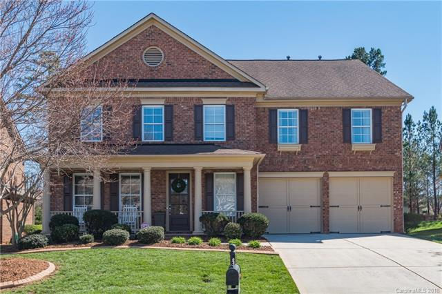 1016 Elsmore Drive, Matthews, NC 28104 (#3360596) :: Caulder Realty and Land Co.