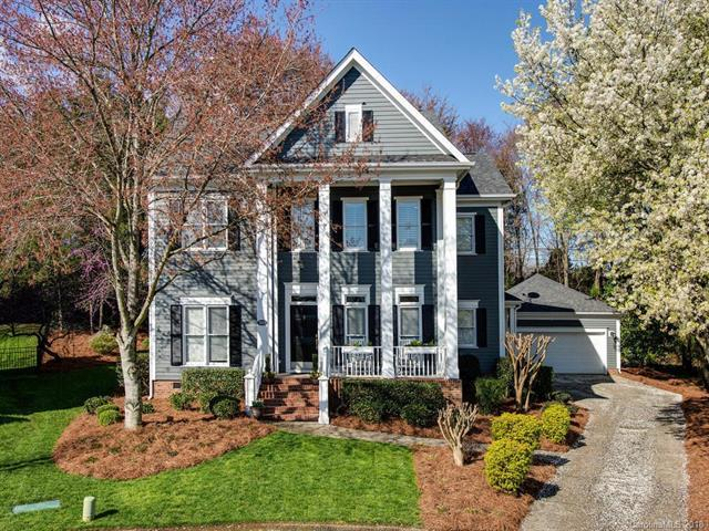 7600 Treyford Lane, Charlotte, NC 28270 (#3360611) :: Scarlett Real Estate