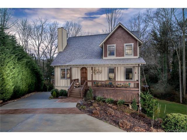 18 Oak Springs Drive, Arden, NC 28704 (#3360626) :: Keller Williams Biltmore Village