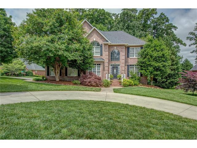 2701 Wynewood Court, Gastonia, NC 28056 (#3360630) :: Stephen Cooley Real Estate Group