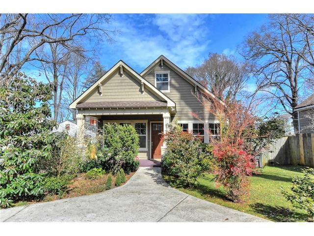 2724 Holt Street, Charlotte, NC 28205 (#3360706) :: Exit Mountain Realty