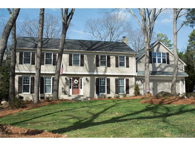 9806 Whitethorn Drive, Charlotte, NC 28277 (#3360800) :: Exit Mountain Realty