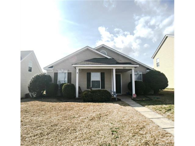 423 Amhurst Street, Concord, NC 28025 (#3360840) :: Exit Mountain Realty