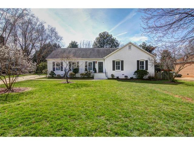 6036 Sharon Acres Road, Charlotte, NC 28210 (#3360906) :: Exit Mountain Realty