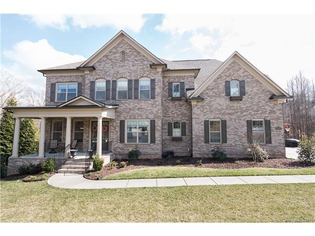 13322 Long Common Parkway, Huntersville, NC 28078 (#3360920) :: The Ramsey Group