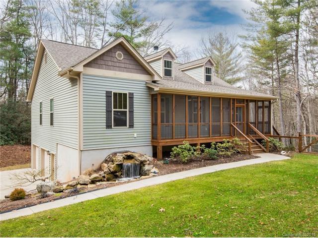 416 Greenstone Lane, Mills River, NC 28759 (#3361005) :: RE/MAX Four Seasons Realty