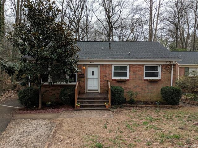 4303 Raney Way, Charlotte, NC 28205 (#3361006) :: Exit Mountain Realty