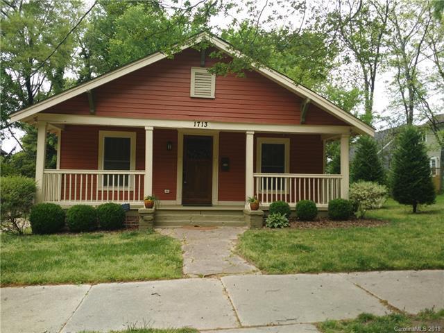 1713 Allen Street, Charlotte, NC 28205 (#3361023) :: MECA Realty, LLC