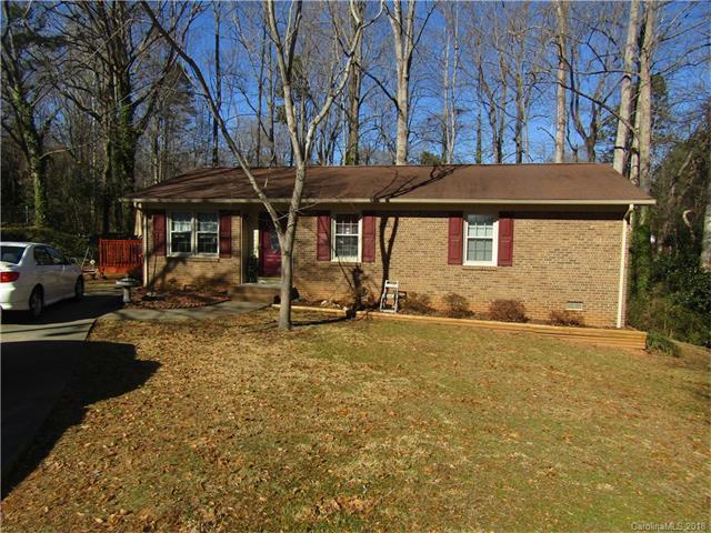 1150 N Woodhill Drive, Shelby, NC 28152 (#3361126) :: High Performance Real Estate Advisors