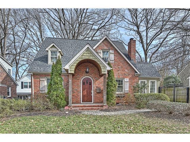 2032 Tippah Avenue, Charlotte, NC 28205 (#3361194) :: Caulder Realty and Land Co.