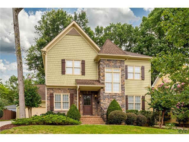 811 Isabel Court, Charlotte, NC 28211 (#3361211) :: Miller Realty Group
