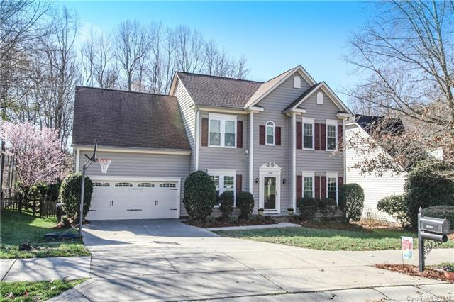 13438 Damson Drive, Huntersville, NC 28078 (#3361230) :: Exit Mountain Realty