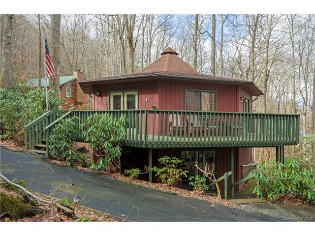 112 Frost Ridge Road, Maggie Valley, NC 28751 (#3361256) :: Miller Realty Group
