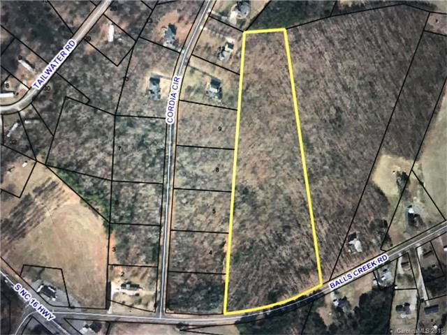 11.25 Acres Balls Creek Road, Newton, NC 28658 (#3361288) :: The Ramsey Group