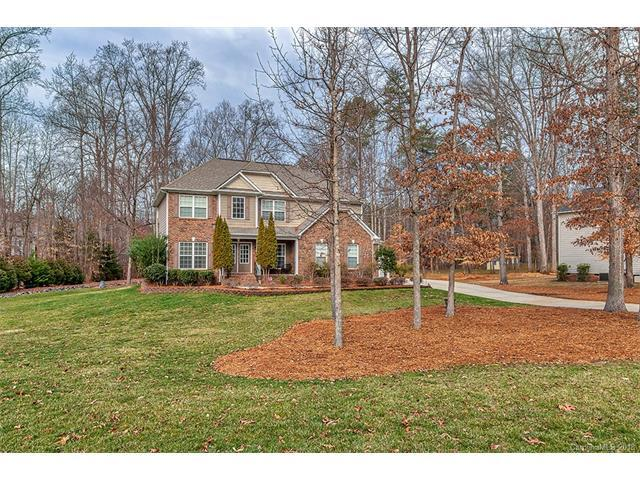 5205 Blackjack Lane, Mint Hill, NC 28227 (#3361353) :: The Ramsey Group