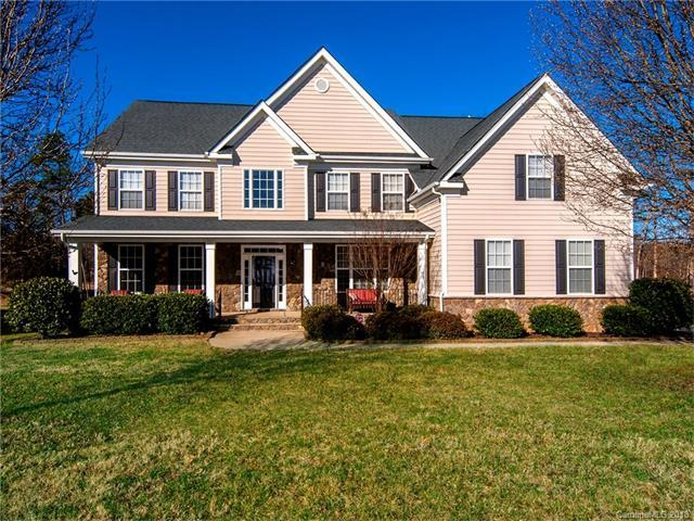 10801 Stone Bunker Drive, Mint Hill, NC 28227 (#3361411) :: RE/MAX Metrolina