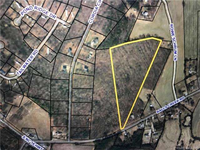 125 Acres Balls Creek Road, Newton, NC 28658 (#3361513) :: The Ramsey Group