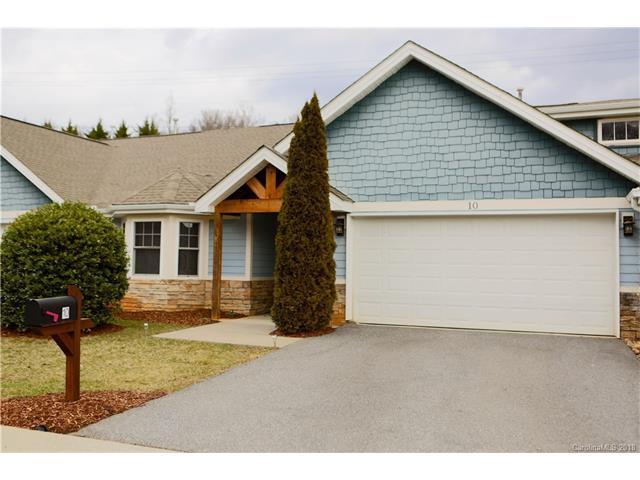10 Kaylor Drive Th 24, Arden, NC 28704 (#3361525) :: Keller Williams Biltmore Village