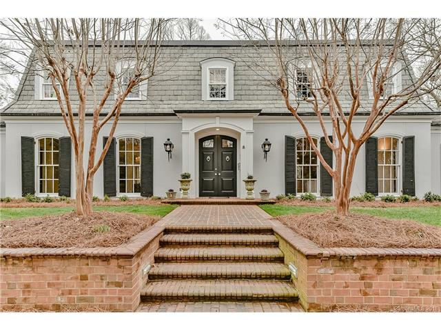 3715 Pomfret Lane, Charlotte, NC 28211 (#3361545) :: The Elite Group