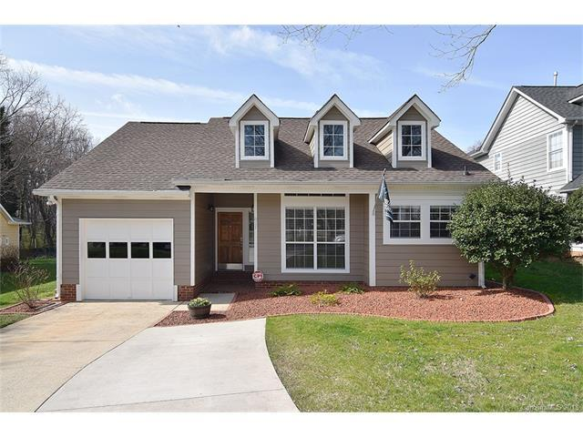 821 Mill Run Drive, Charlotte, NC 28209 (#3361563) :: Stephen Cooley Real Estate Group