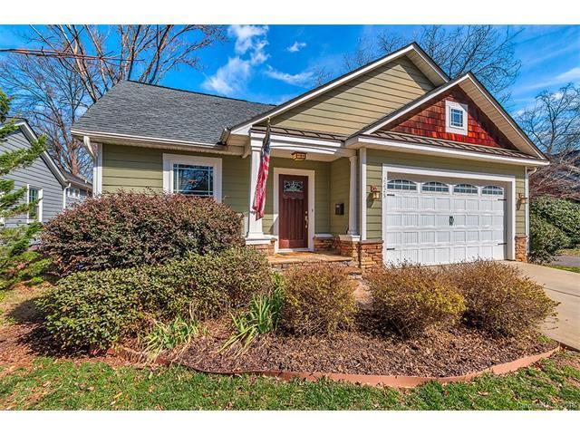 2225 Bay Street, Charlotte, NC 28205 (#3361610) :: Exit Realty Vistas