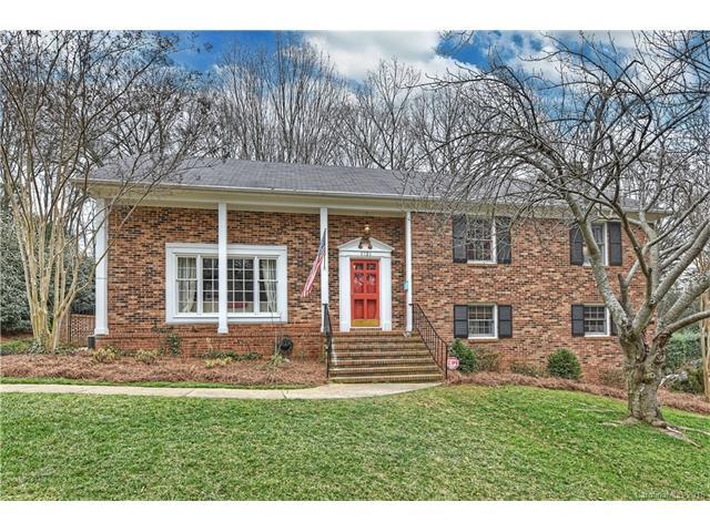 5723 Maylin Lane, Charlotte, NC 28210 (#3361754) :: Exit Mountain Realty