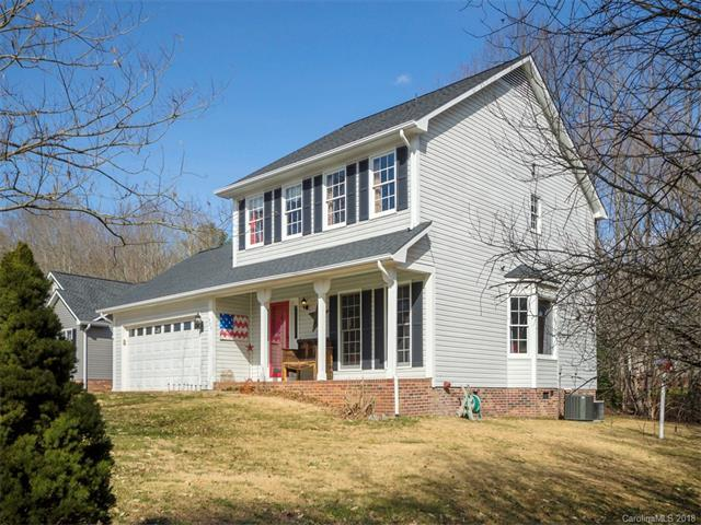 405 E Glensprings Court, Fletcher, NC 28732 (#3361764) :: RE/MAX RESULTS