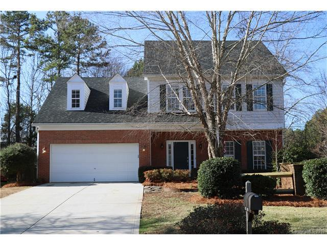 12100 Woodbend Drive #105, Matthews, NC 28105 (#3361841) :: The Elite Group