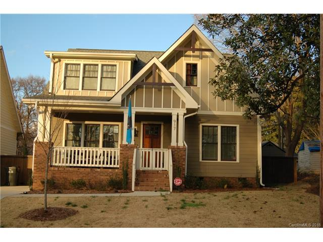 917 Lunsford Place, Charlotte, NC 28205 (#3361898) :: Besecker Homes Team