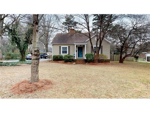 1434 Woodland Drive, Charlotte, NC 28205 (#3361915) :: Team Lodestone at Keller Williams SouthPark