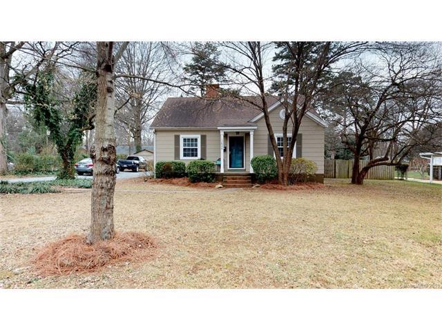 1434 Woodland Drive, Charlotte, NC 28205 (#3361915) :: Team Lodestone at Keller Williams SouthPark