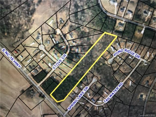 6.20 Acres Nc 16 Highway, Newton, NC 28658 (#3361924) :: The Ramsey Group
