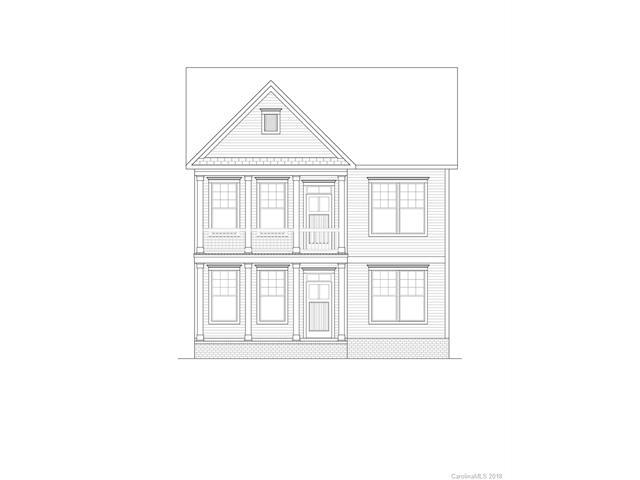3401 Ritch Avenue #16, Charlotte, NC 28205 (#3362020) :: Miller Realty Group