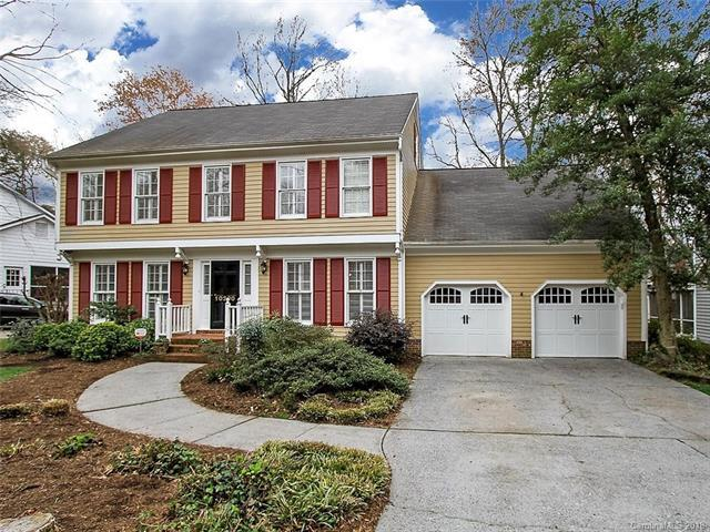 10200 Hanover Hollow Drive, Charlotte, NC 28210 (#3362087) :: Stephen Cooley Real Estate Group