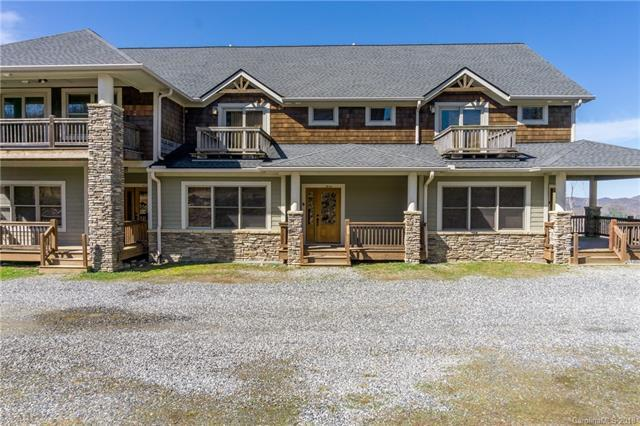 303 Vista Drive #7, Mars Hill, NC 28754 (#3362115) :: Exit Mountain Realty
