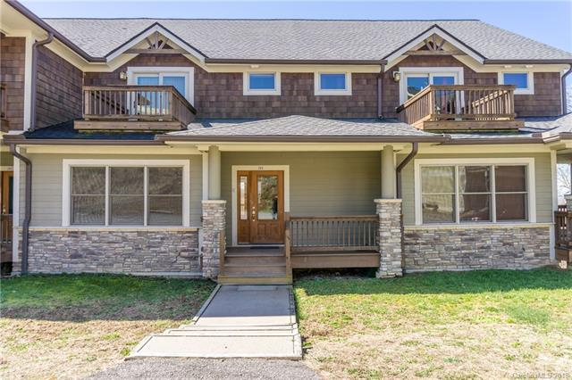 203 Vista Drive #3, Mars Hill, NC 28754 (#3362142) :: Exit Mountain Realty