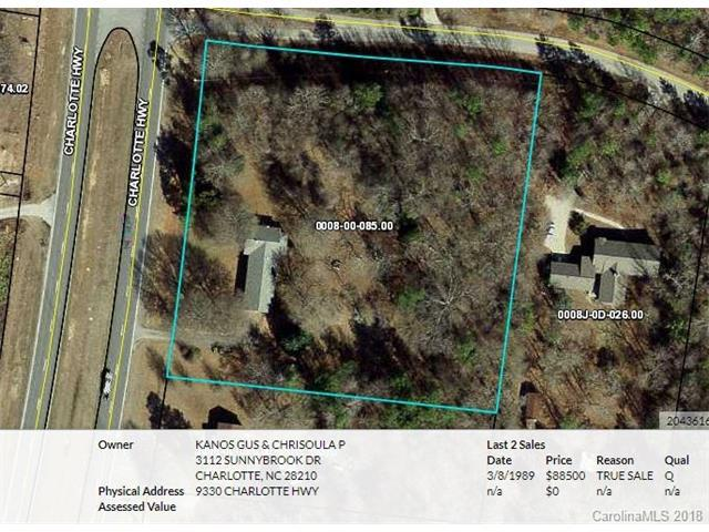 9330 Charlotte Highway, Fort Mill, SC 29707 (#3362221) :: Mossy Oak Properties Land and Luxury