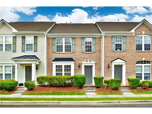 4719 Forestridge Commons Drive, Charlotte, NC 28269 (#3362330) :: The Elite Group
