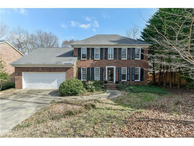 4901 Dawnridge Drive, Charlotte, NC 28226 (#3362334) :: High Performance Real Estate Advisors