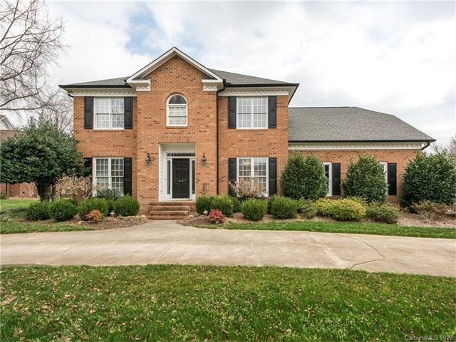 1007 Downpatrick Lane NW, Concord, NC 28027 (#3362378) :: The Ramsey Group