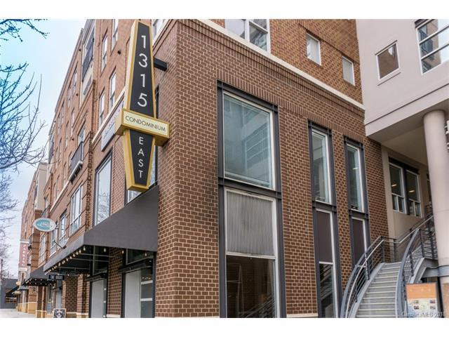 1315 East Boulevard #503, Charlotte, NC 28203 (#3362379) :: Miller Realty Group