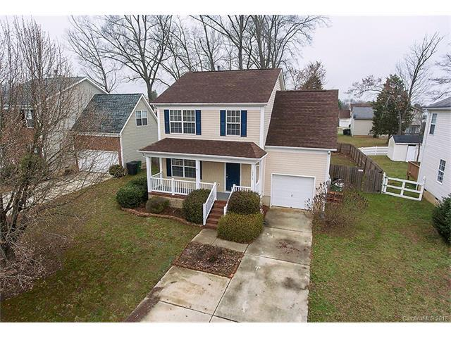 13810 Pilcher Drive, Charlotte, NC 28278 (#3362414) :: High Performance Real Estate Advisors