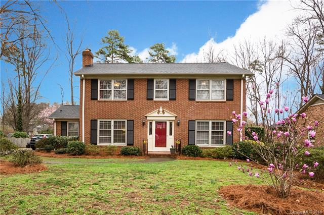 6101 Gate Post Road, Charlotte, NC 28211 (#3362437) :: Stephen Cooley Real Estate Group