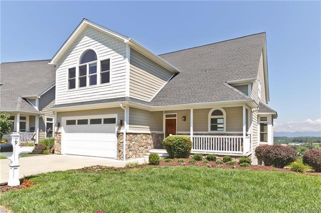 9 Gemini Heights, Weaverville, NC 28787 (#3362438) :: Robert Greene Real Estate, Inc.