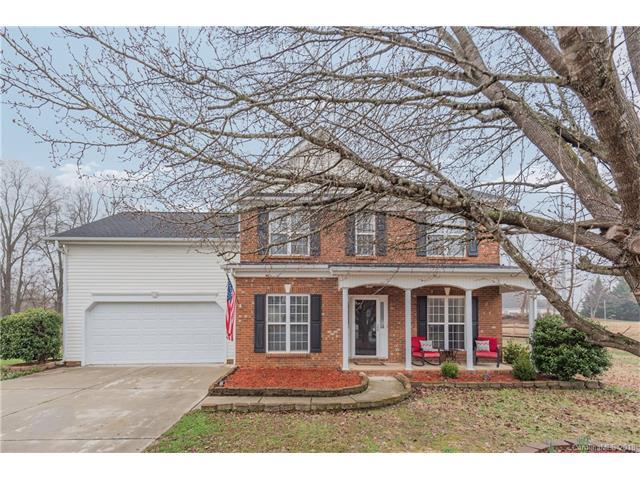 1001 Bikar Court, Indian Trail, NC 28079 (#3362536) :: The Ramsey Group