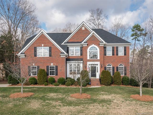 11107 Persimmon Creek Drive, Mint Hill, NC 28227 (#3362540) :: Exit Mountain Realty