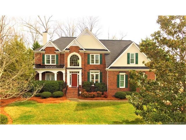 2706 Hampton Glen Court, Matthews, NC 28105 (#3362606) :: The Elite Group