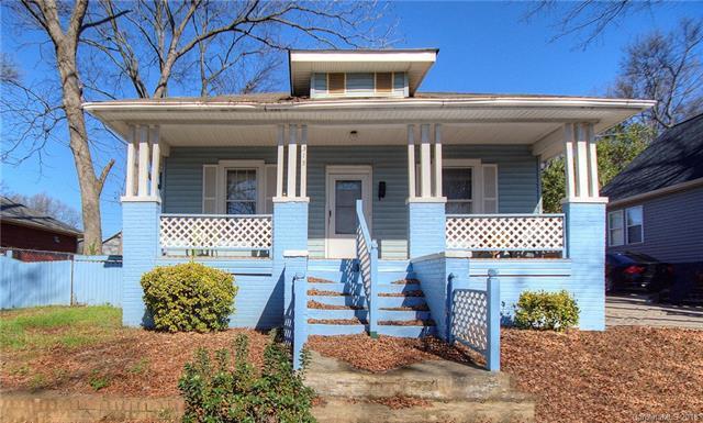 318 Katonah Avenue, Charlotte, NC 28208 (#3362620) :: Exit Mountain Realty