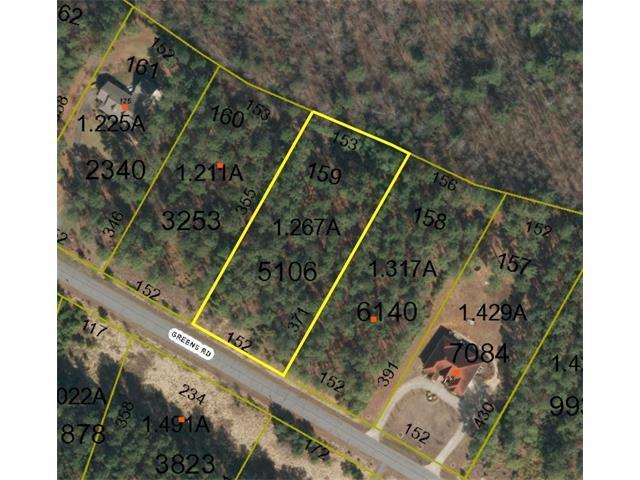 Lot 159 Greens Road #159, Granite Falls, NC 28630 (#3362682) :: LePage Johnson Realty Group, LLC